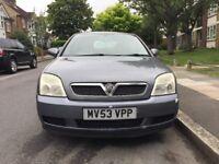 Diesel Vauxhall vectra LS DTI 16V, 2.0 litres for sale, MOT, drives good.