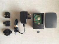 Raspberry Pi 3 model B Black Retropie 4.2 Kit 16GB