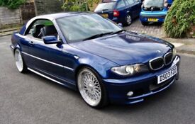 BMW 330CI M SPORT CONVERTIBLE (MANUAL) PLUS HARDTOP