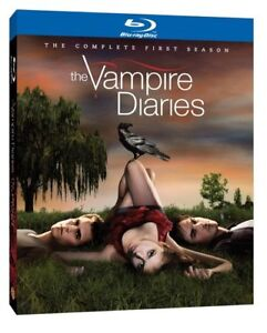 VAMPIRE DIARIES COMPLETE SEASONS 1 THROUGH 4