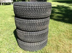 245 55 19 studded winter tires