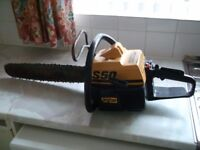 FLYMO S50 CHAINSAW TWO STROKE ENGINE