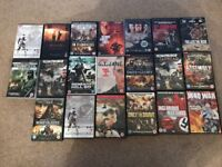 20 x war films
