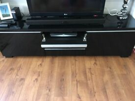 TV unit & DVD storage