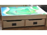 Kids Play table desk storage Great Little Trading Company