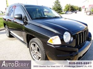 2009 Jeep Compass ROCKY MOUNTAIN - 4WD