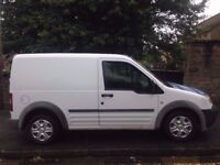 Ford Transit Connect 1.8 2007 (07)**Diesel**Full Years MOT**Great Running Van for ONLY £1795
