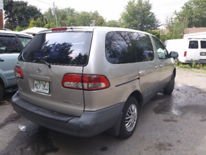 2003 Toyota Sienna Camionnette