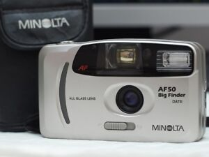 Minolta AF50 Big Finder Camera