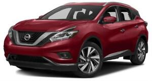 2017 Nissan Murano SL / 3.5L V6 / Auto / AWD **Surefooted**