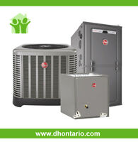 Central Air Conditioner Furnace FREE Upgrade Rent To Own