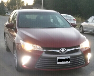 Good price low km with factory warrenty toyota camry