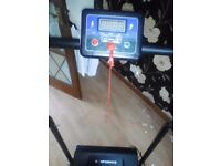 Confidence fitness Running Machine great condition for sale