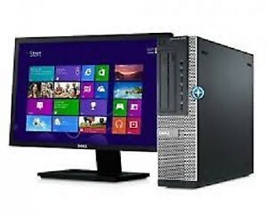 Dell and HP - 3rd and 4th Generation i3, i5 and i7 Desktop's