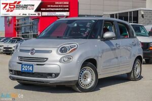 2014 Fiat 500L Sport                             NAV. | HEATED S