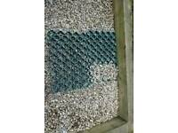 Gravel stabilisation tiles qty 38