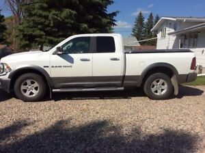 2012 Dodge Power Ram 1500 OUTDOORSMAN Pickup Truck IN ROCANVILLE