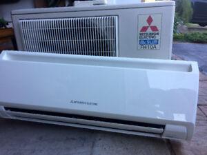Mitsubishi Mr Slim Unité de climatisation Avec compresseur