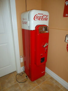 1950s Vendo 44 Coke Machine