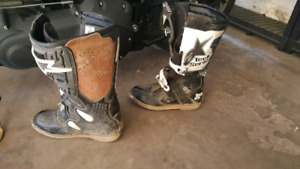 tech 8 boot very good condition $80