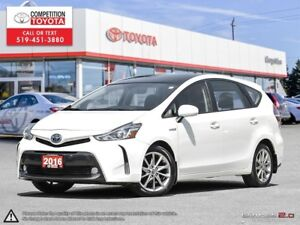 2016 Toyota Prius v Toyota Certified, One Owner, No Accidents...