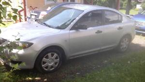 2005 Mazda Mazda3 Berline