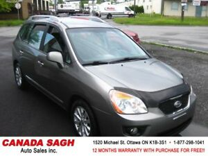 2012 Kia Rondo GREAT DEAL 119km !! 12M.WRTY+SAFETY+WRTY $7777