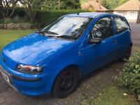 Fiat punto 1.2 active sport 2003