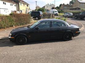 Jaguar S Type V8 Auto