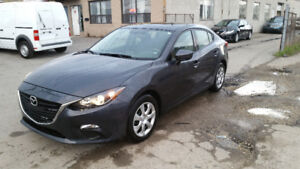 2015 Mazda Mazda3 S Sedan only  $11900