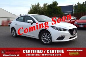 2016 Mazda Mazda3 GS Nav! Heated Seats! Backup Camera! HD Radio!