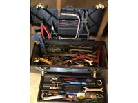 Tool Box With Quality Tools