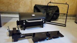 Brand New RV Gas Barbecue and Bumper Attachement