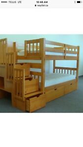 iOS bunk beds