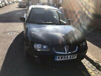 ROVER 25 BLACK 5 DOOR ONE OWNER 2005 LOW MILEAGE 42 K