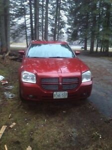06 DODGE MAGNUM 3.5 AWD TRADE FOR TRUCK