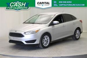 2016 Ford Focus SE Sedan **New Arrival**