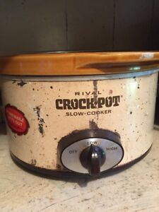 Slow cookers-$5 each