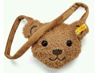 Steiff teddy bag