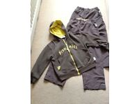 Brownie hoodie and 2 pairs of trousers