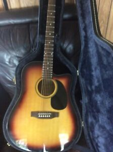 Beaver creek dreadnought acoustic electric