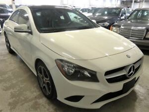 2014 Mercedes-Benz CLA-Class PANORAMIC ROOF, BACK UP CAMERA