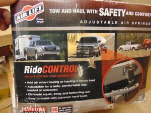 Ride Control airbags