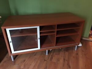 Tv stand with lots of storage