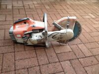 Petrol stihl saw reconditioned