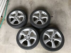 ** PRICE DROP $100 for all 4** Hyundai Accent rims 4x100