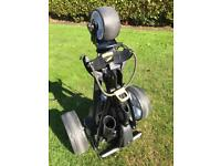 POWAKADDY FW3 Trolley, lithium battery and charger
