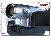 Sony Digital8 Camcorder