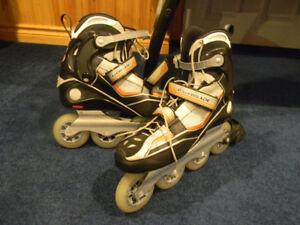 Roller Blades excellent new condition