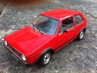 Vw Golf GTi - Wanted - Oswestry area - mk 1 2 3 4 or 5